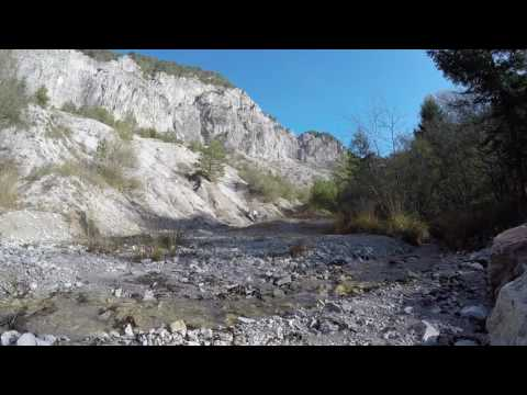 Water and Nature of the Alps For Relaxing, Meditation, Peace 3D Sound: Aqua Pradis