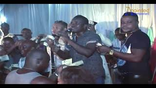 STANLEY O IYONAWAN x JOLLY NOMAYO [BENIN MUSIC LIVE ON STAGE] @10 BROTHERS EXPERIENCE