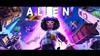 Alien - A Fortnite Song   (Chapter 2 Season 7 Battle Royale)   by ChewieCatt