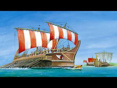 How  did the Legendary ANCIENT GREEK Ships Look Like?