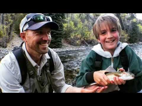 Fly Fishing With Aspen Outfitting Guide