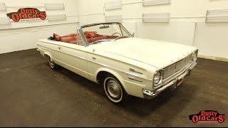 DustyOldCars.com 1966 Dodge Dart SN1874