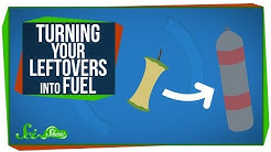 Turning Your Leftovers Into Fuel