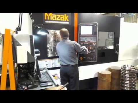 Mazak CNC Turning Lathe Norfolk Nebraska
