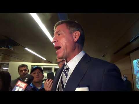 BSR TV: Troy Aikman talks Chip Kelly hire