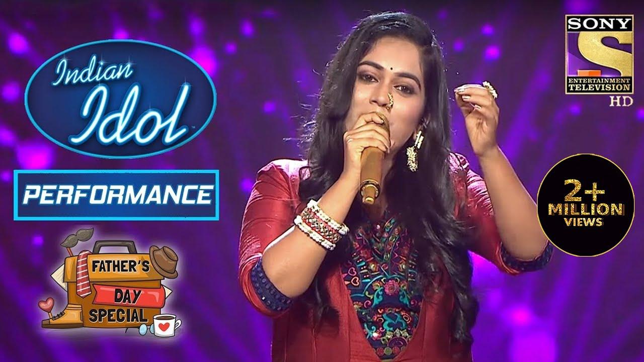 Download 'Dilbaro' पे Sayali ने दिया Beautiful Performance | Indian Idol Season 12