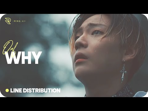 ONF (온앤오프) — Why (Line Distribution)