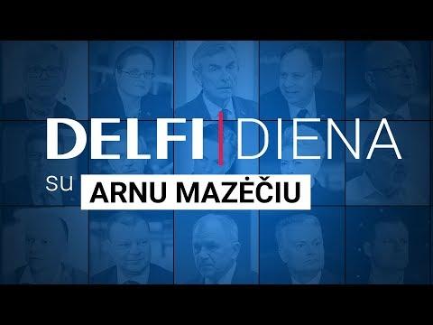 DELFI Diena. Kas Lietuvoje yra įtakingiausi politikai? Pokalbis su prof. Vytautu Landsbergiu