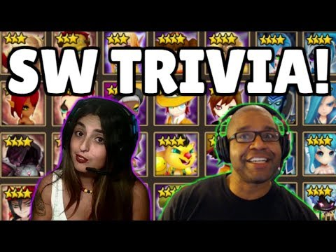 SUMMONERS WAR TRIVIA : HOW WELL DO YOU KNOW YOUR MONSTERS?