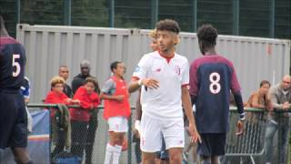 Actions & buts PSG 2-0 LOSC - Champ U17 Nat