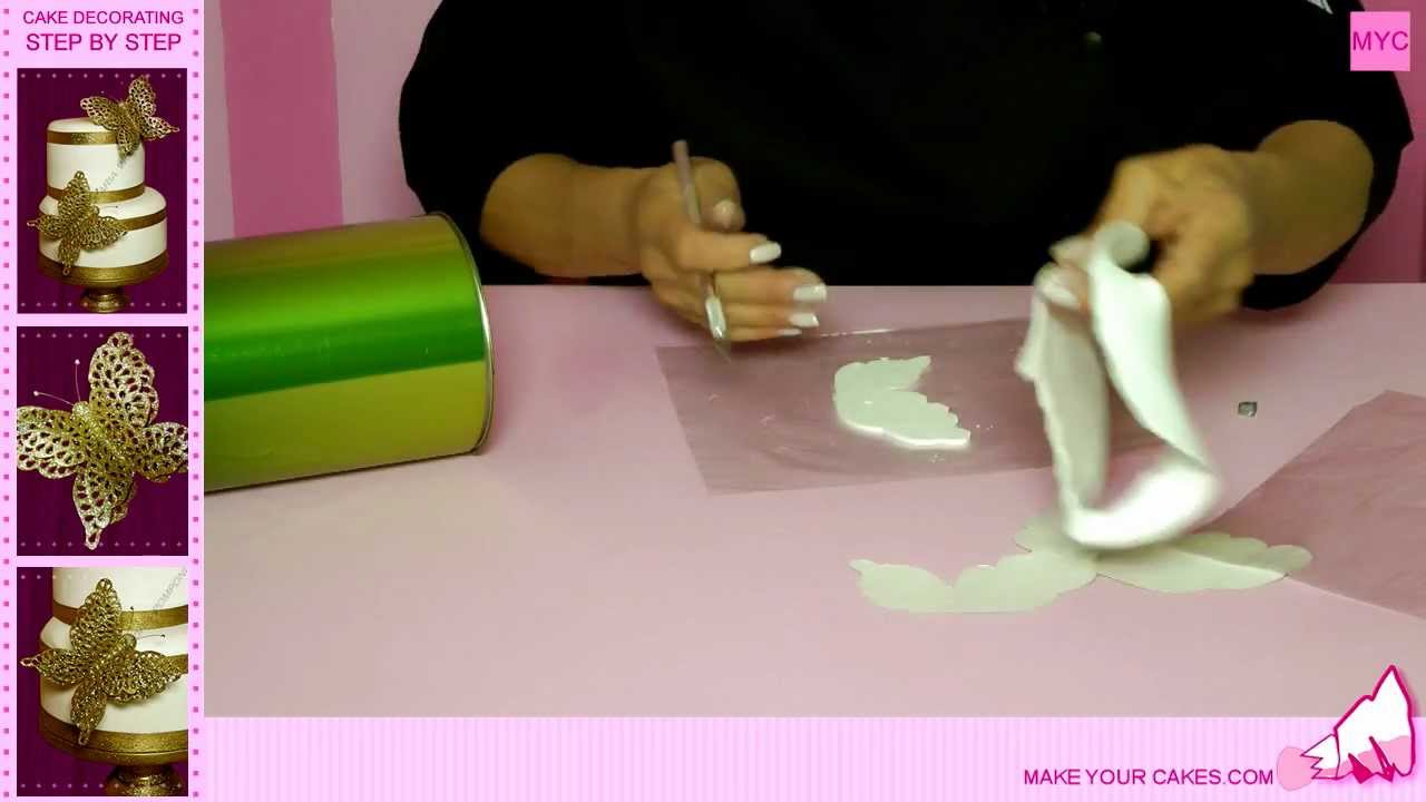 Cake Decorating Wedding Cake How To Make A Wedding Cake In 10 Easy Steps Youtube