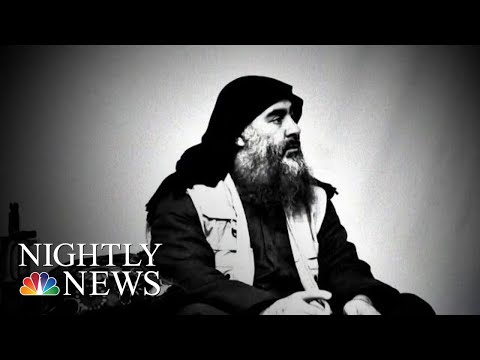 ISIS Names New Leader In The Wake Of Al-Baghdadi's Death | NBC Nightly News