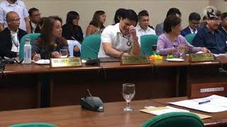 Grandmother or Godmother? Senators tease Cynthia Villar