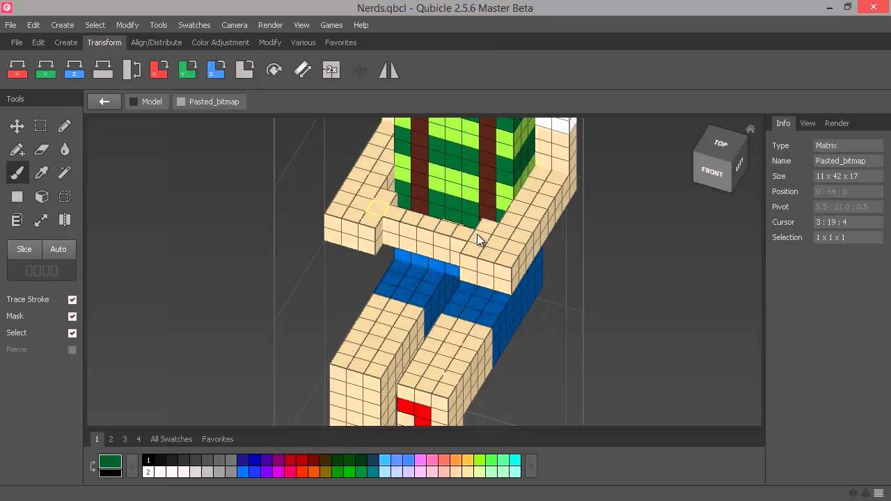 Qubicle Constructor Master Edition Crack | My First JUGEM