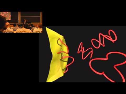 Cumrun Vafa - Public Lecture on Strings and Geometry