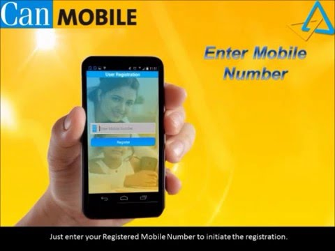 how to activate mobile banking in corporation bank