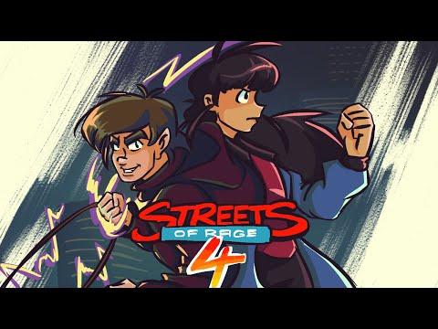 Обзор Streets of Rage 4 - Мечты сбываются