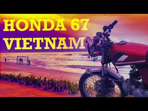 Buying A Vintage Honda 67 In Vietnam #caferacer #moped #vietnam