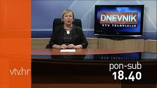 VTV Dnevnik najava 17. listopada 2017.