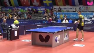 EYC 2014: Alexandre CASSIN (FRA) vs. Ziver GÜNDÜZ (TUR)
