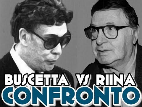 Tommaso Buscetta vs Totó Riina: Roma (1993) Confronto