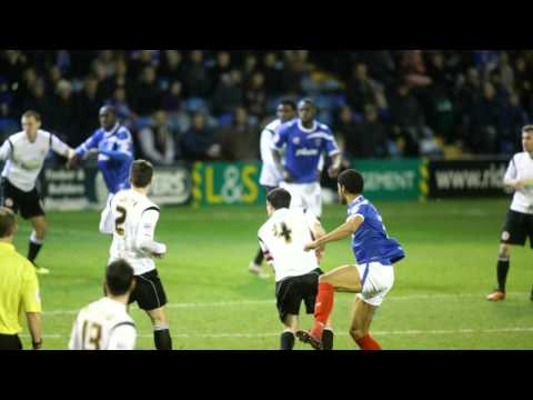 EPic - Portsmouth FC vs Accrington Stanley