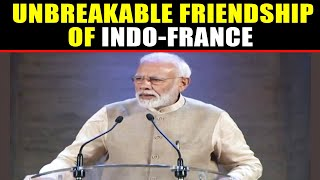 PM Modi speaks about Indo-France relations | Oneindia News
