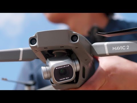 DJI Mavic 2 Pro - Hasselblad Camera Drone!