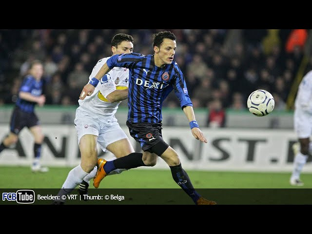 2007-2008 - Jupiler Pro League - 21. Club Brugge - KV Mechelen 2-0
