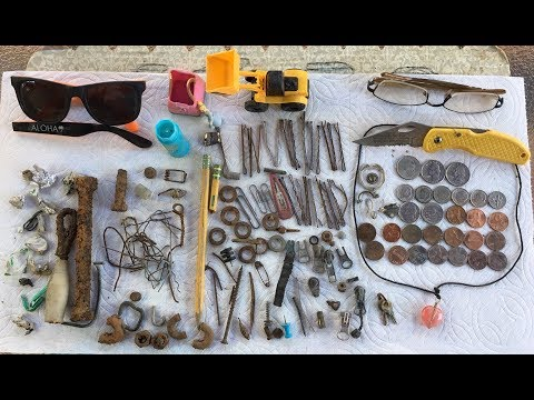 Metal Detecting The Playgrounds And Keeping The Kids Safe In Fairbanks Alaska