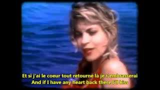 L'amour à la plage - Niagara French & English lyrics Learn popular music with subtitles paroles