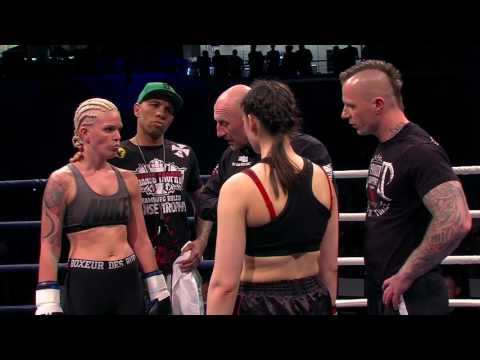 La Familia Fight Night 2016 Kampf 1 Kuhlmann vs Eckhoff