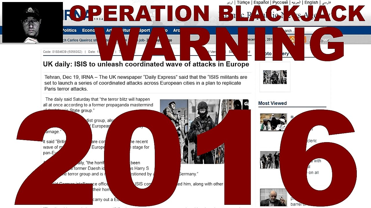 Blackjack operation