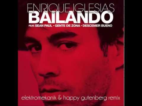 Enrique Iglesias - Bailando (Elektromekanik & Happy Gutenberg Remix)