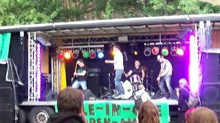 Rubberball - Rock´n´Roll @ hole in One Festival 2011