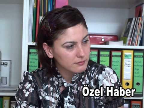 Almanya'da Kadın Sığınma Evi'nde yaşayan Türk Kadın