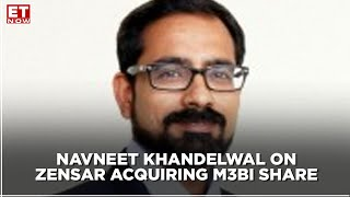 Zensar to acquire share capital of M3bi LLC | Navneet Khandelwal to ET Now