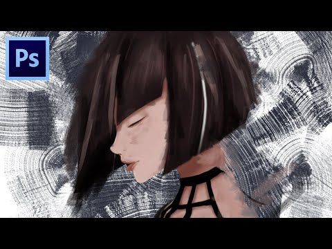 [Speedpaint] Photoshop - Girl