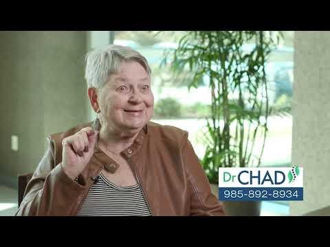 Dr Chad Patient Testimonial: Julie