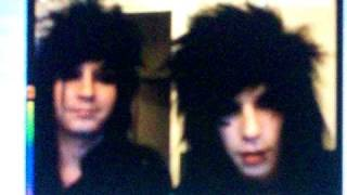 Jake Pitts and Andy Six on Stickam [090510] part3