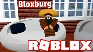 ROBLOX WELCOME TO BLOXBURG HOUSE IDEAS WHAT DO YOU WHAT ME TO DO?!