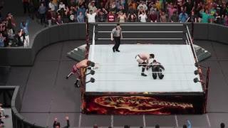 Impact Caw Wrestling Presents: Armageddon