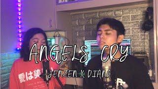 Angels Cry Mariah Carey Ft Ne Yo Jenzen Diana Cover