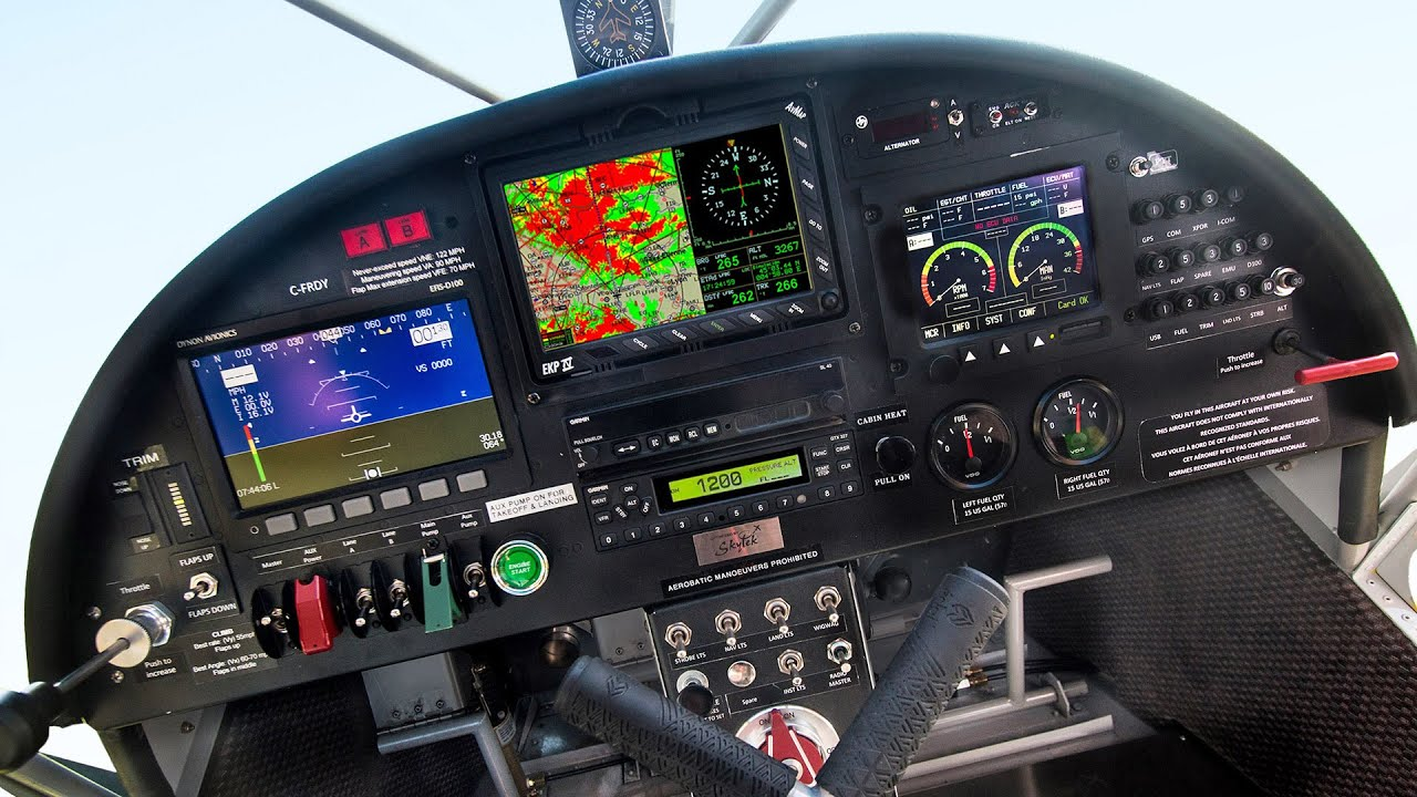 Let's go flying: Inside the cockpit of the Rotax 912iS-powered Zenith STOL  CH 750