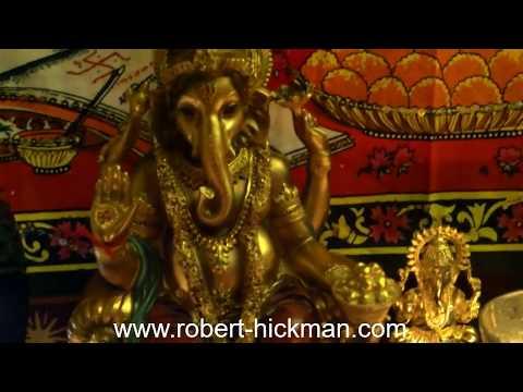 Psychic Bob's Lord Ganesh Altar Tour