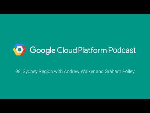 Sydney Region with Andrew Walker and Graham Polley: GCPPodcast 98