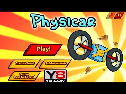 Y8 GAMES TO PLAY - PHYSICAR - Y8 Racing Games 2014
