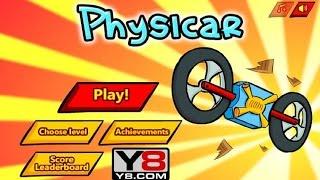 Y8 GAMES TO PLAY - PHYSICAR - Y8 Racing Games 2014