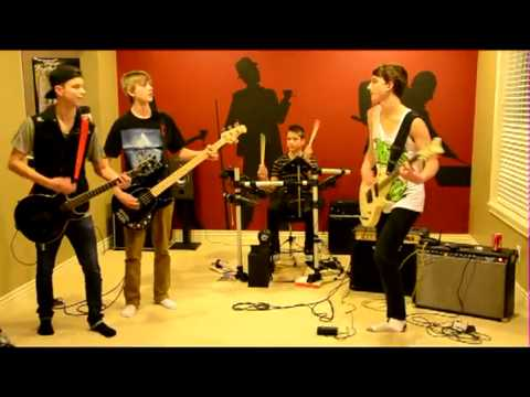 Not Good Enough For Truth In Cliche by Escape The Fate - cover by Reign No More