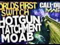 MW3 : *World's First* Switch Undermounted Shotgun